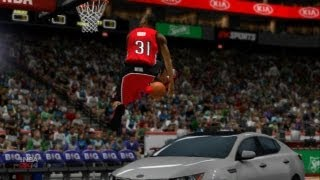NBA 2K14 All Star Dunk Contest! Champions Showdown! Blake Griffin, Terrence Ross, Jeremy Evans