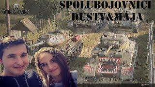 World of Tanks -🔥|CZ/SK Stream|Spolubojovnice Mája| ?!🔥