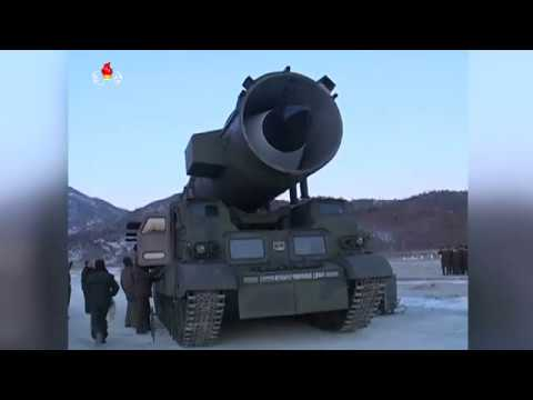Thumbnail: North Korean missile fails after a show of strength