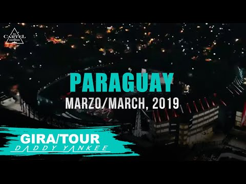 Daddy Yankee - En Vivo/Live Paraguay 2019