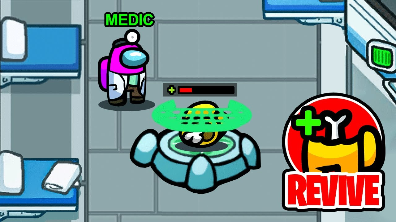 Download MEDIC Mod in Among Us