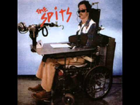 THE SPITS - the spits - Slovenly Recordings, 2003 - FULL ALBUM