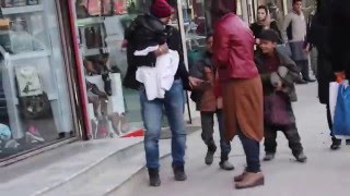Dropping The Wallet in Kabul  Afghanistan [Social Experiment]