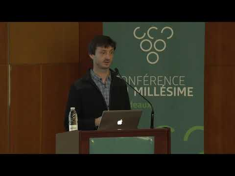 2019 Bordeaux Conference du Millesime   Sebastien Payen   Introduction