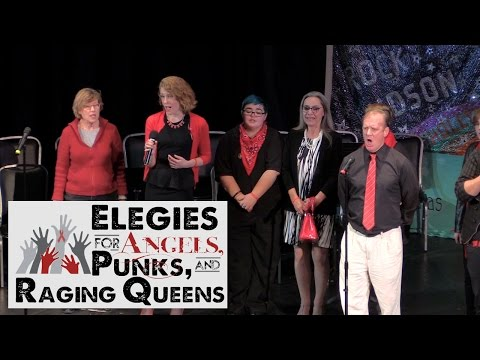 Elegies for Angels, Punks, and Raging Queens - Oct 15, 2016 at the Latchis