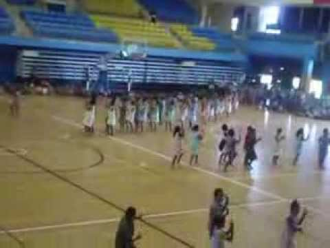 VEIUTO PRIMARY SCHOOL DANCING DISPLAY AT VODAFONE ARENA SUVA