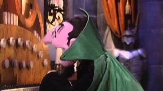 Shalom Sesame: The Count's Number of the Day: Esrim