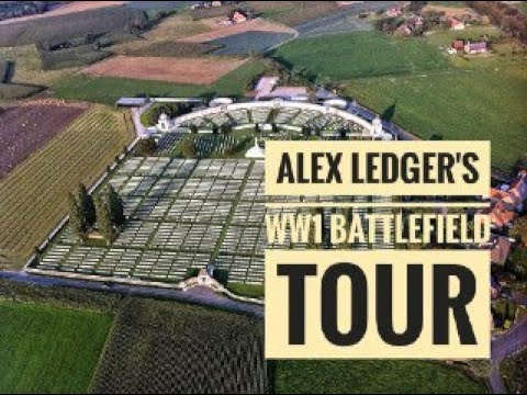 Paramotor Ww1 Battlefield Tour To Ypres The Somme And