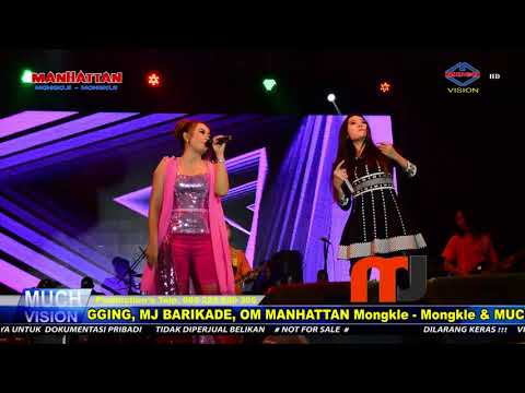 Jaran Goyang voc Nella & Chacha MANHATTAN Happy Anniversery MJ ENTERTAINMENT 2018