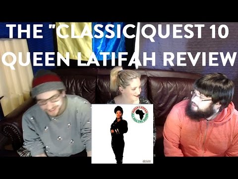 Queen Latifah - All Hail The Queen Review