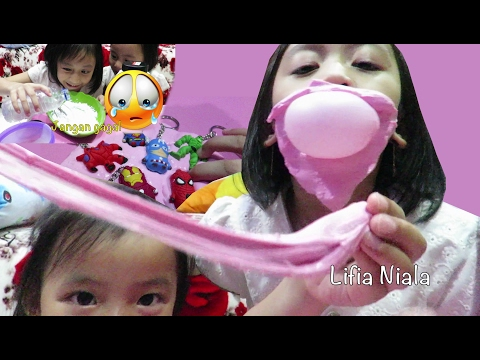 How to Make Slime Child Anti Failed Toy with Slime Activator