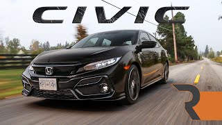 2020 Honda Civic Sport Touring Review | Plenty of Touring, Not Enough Sport