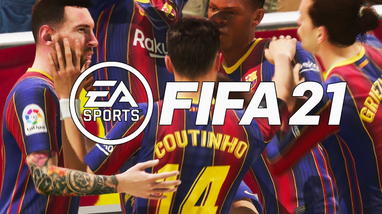 FIFA 21 - Barcelona VS Real Madrid (El Clásico) [ Xbox One X - Gameplay 4K ]