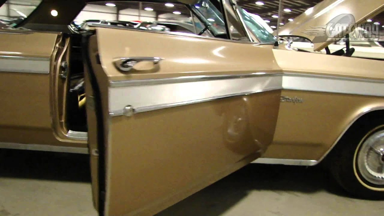 1963 Oldsmobile Starfire For Sale In Our Louisville Showroom Youtube