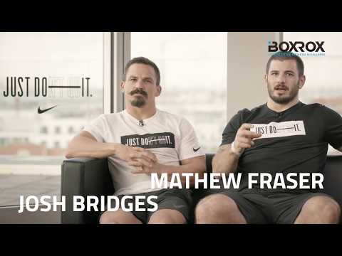 BOXROX Interview with Mat Fraser and Josh Bridges: Part 1, What happens in Cookeville?