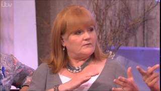 Downton Abbey's Lesley Nicol talks Christmas Special and Medical Detection Dogs on Loose Women Thumbnail