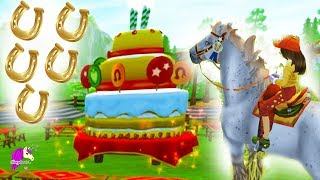 Free Birthday Gifts ! Star Stable Online Game Play Code + Tack Freebies