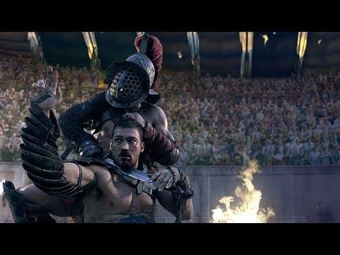 Spartacus vs Crixus - VF