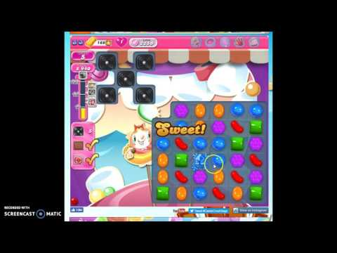 Candy Crush Level 2259 help w/audio tips, hints, tricks
