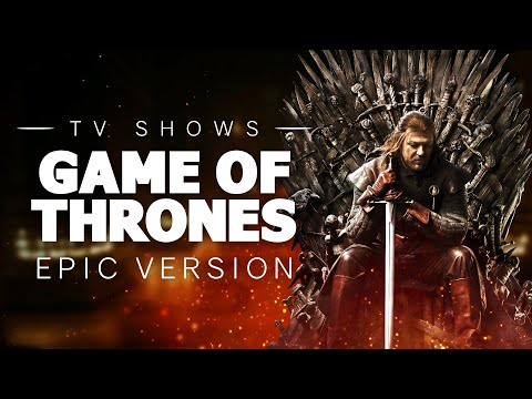 Game of Thrones Main Title  Epic