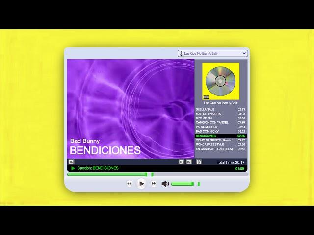 Bad Bunny Drops New Album Las Que No Iban A Salir