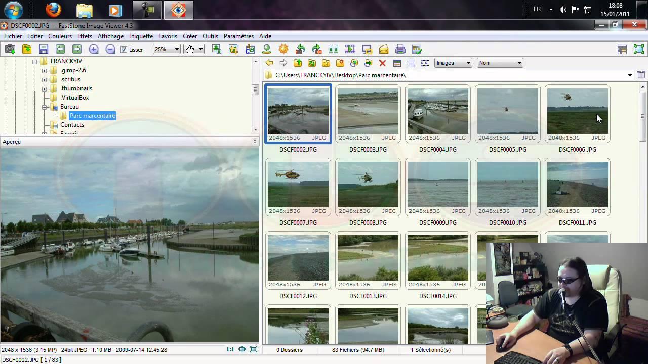 Présentation du programme FastStone Image Viewer - YouTube