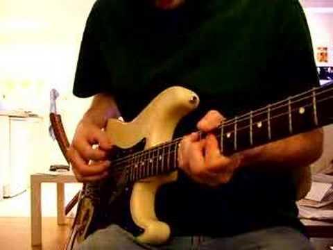 guitare reprise musique de pub jeep compass 2007 youtube. Black Bedroom Furniture Sets. Home Design Ideas