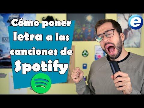 Cómo Poner Letra A Las Canciones De Spotify