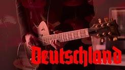 Rammstein - Deutschland (Instrumental) Guitar cover by Robert Uludag/Commander Fordo FEAT. Dean