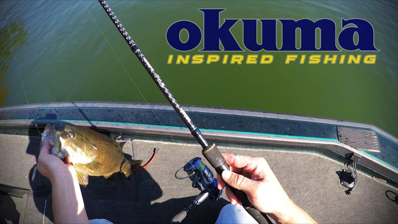 Easttnfishing big smallmouth bass okuma fishing watts for Watts bar fishing report
