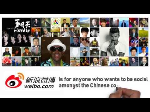 Get to know Sina Weibo Personal Accounts in 2 mins