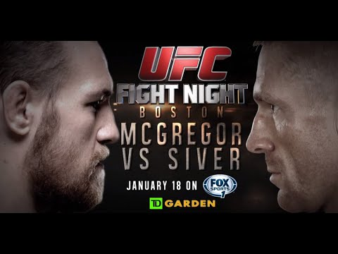 Preview - UFC Fight Night 59 McGregor vs Siver