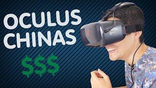 ¡¡LAS OCULUS RIFT CHINAS!! Probando gafas de realidad virtual para PC