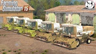 Żniwa w PGR ㋡ 5x Fortschritt   ㋡ Farming Simulator 15