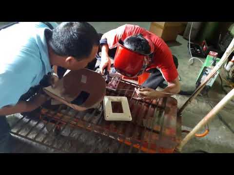 【TAIWAN POWER】清水牌 200A氬焊機 焊接教學 氬焊補料多麼簡單輕鬆 清水牌製造廠0426261911 - YouTube