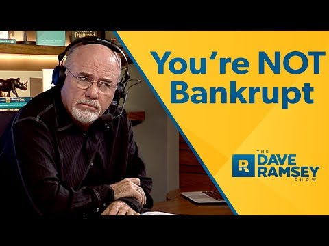You Are Not Bankrupt!