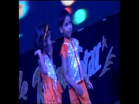 galti se mistake dance by primary block students at PGIS Barwaha