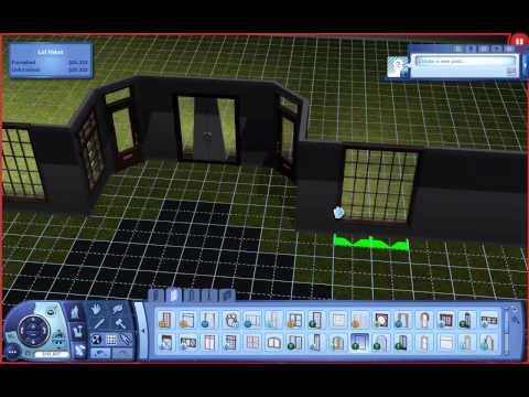 Sims 3 - Episode 39 (House Design I)