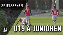 Hertha BSC - Hamburger SV (U19 A-Junioren, Bundesliga Nord/Nordost) - Spielszenen   SPREEKICK.TV