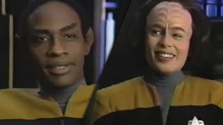 Tim Russ and Roxann Dawson on their Alien Counterparts