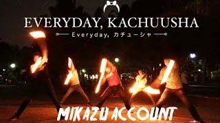 【STYLE x GBK界隈】Everyday, Kachuusha - JKT48 (Wotagei Version)【ヲタ芸】
