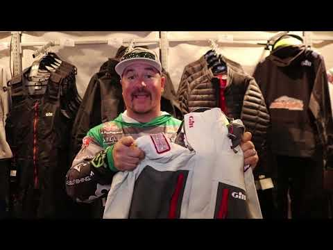 Gill FG21 Tournament Jacket At 2019 Bassmaster Classic