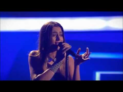 Iveta Mukuchyan   Euphoria Blind Audition The Voice of Germany