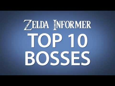 Zelda Informer's Top 10 Bosses of All Time (Winter 2014-2015 Edition)