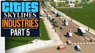 Cities: Skylines Industries   SYMMETRY (#5)