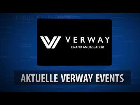 Verway Business Präsentation/Veranstaltungen Linz, Berlin, Straubing, Hamburg, Leipzig, Dortmund