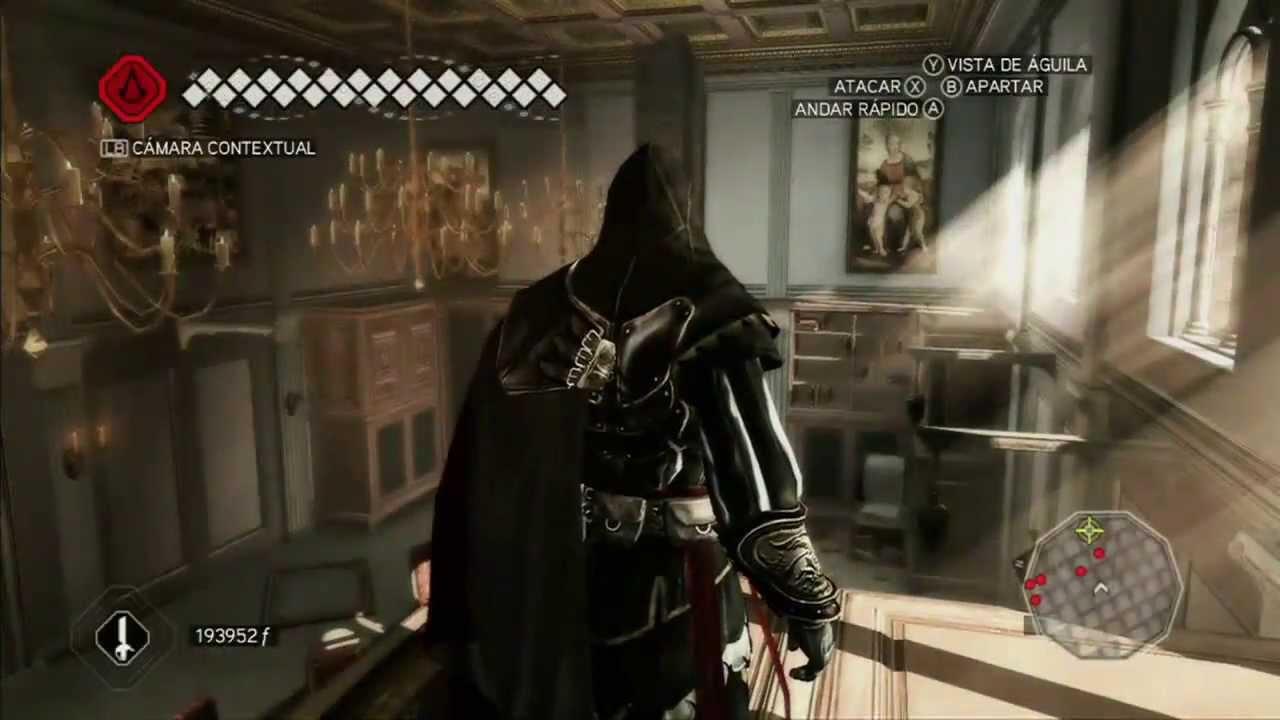 Assassins Creed Dlc Salvar A Lorenzo De Medici Youtube