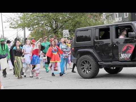 2017 Fenton High School Homecoming Parade