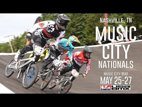 2018 USA BMX Music City National Day One Main Events