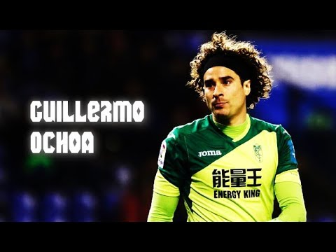 840688117 Guillermo Ochoa ○ best saves 2017 ○Welcome to Standard de liege ...